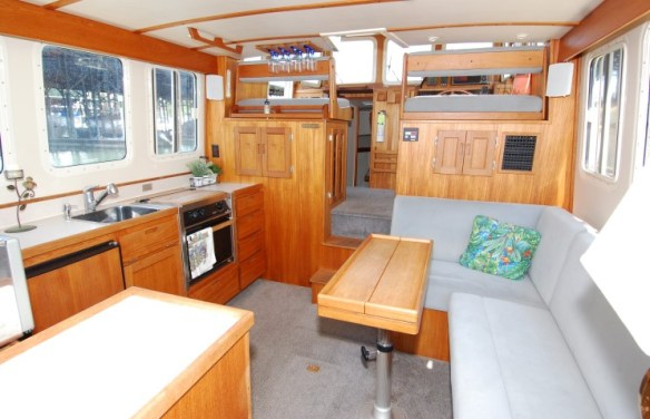 Sold Boat 2003 Nordic Tug 32 Expedition Yacht Sales LLC