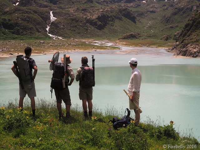 Epic - fly fishing the Swiss Alps