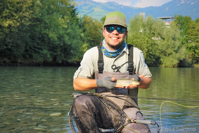 Fly Fishing the Canton of Schwyz6