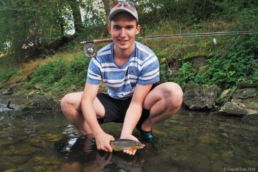 Guided Fly Fishing Trip with Jan