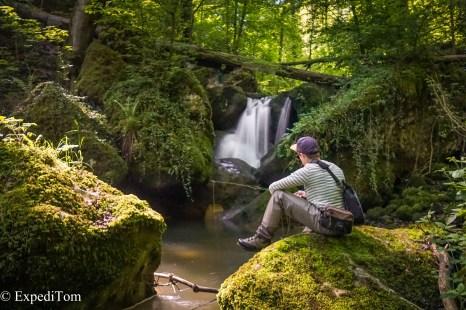 Jonas enjoying solitude