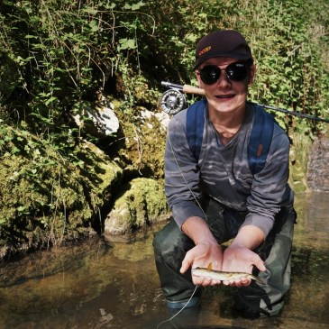 Guided Fly Fishing Trip with Andy and a shameful guide moment