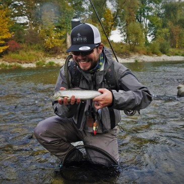 Retrospection on the Grayling Season 2016