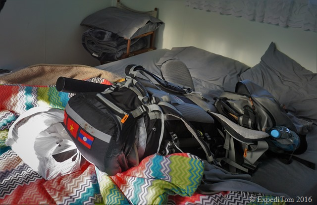 fly fishing backpacker packing list