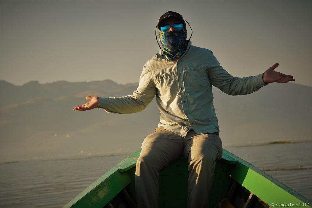 Fly Fishing at Inle Lake Myanmar (3)