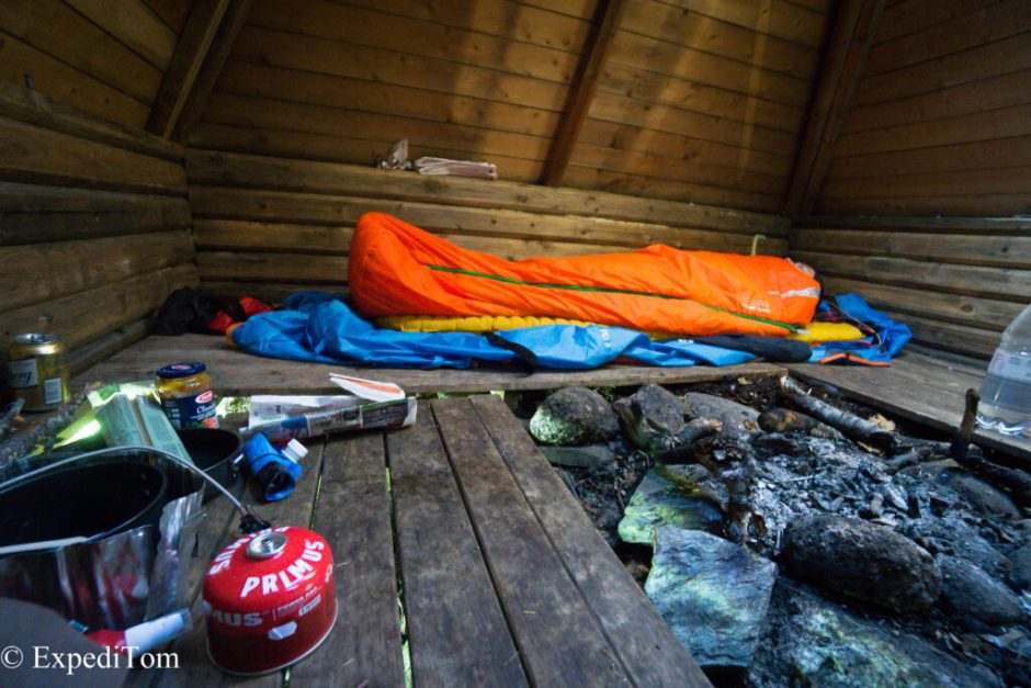 Tiny but comfy, the small, remote hut in the fjäll around Åre
