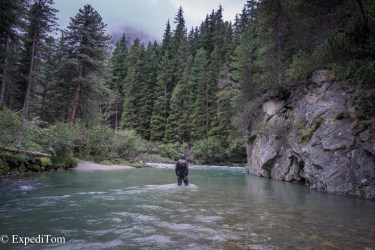 Find solitude while fishing