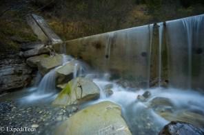 Artificial cascade