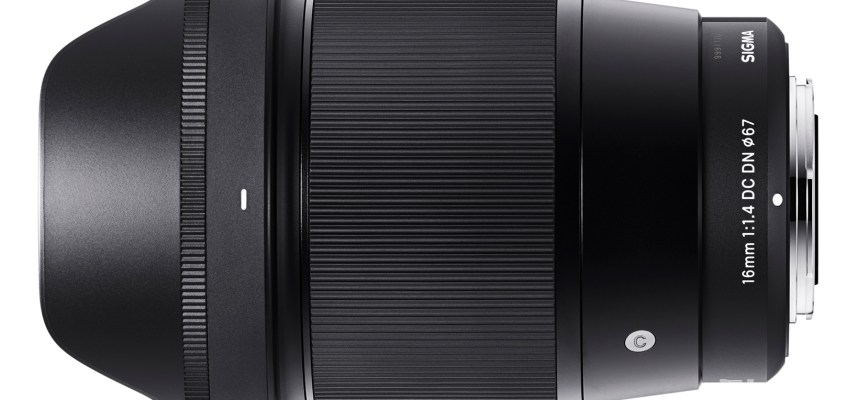 ALL NEW Sigma 16mm f/1.4 DC DN E-mount Review