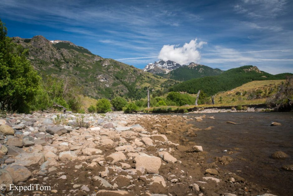 Fly fishing in Patagonia at its best