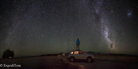 Atacama Desert Nightsky