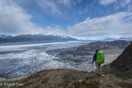 Huemul Trek 2018 Camping Trekking Hiking Southern Patagonian Icefield Campo de Hielo Sur