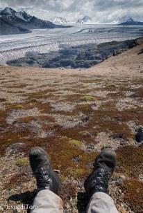 Viedma Glacier shoes Huemul Trek 2018