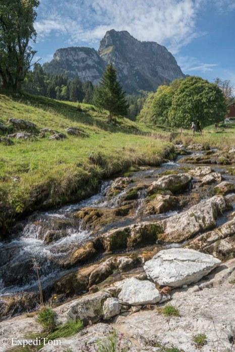Fresh crips clean creek