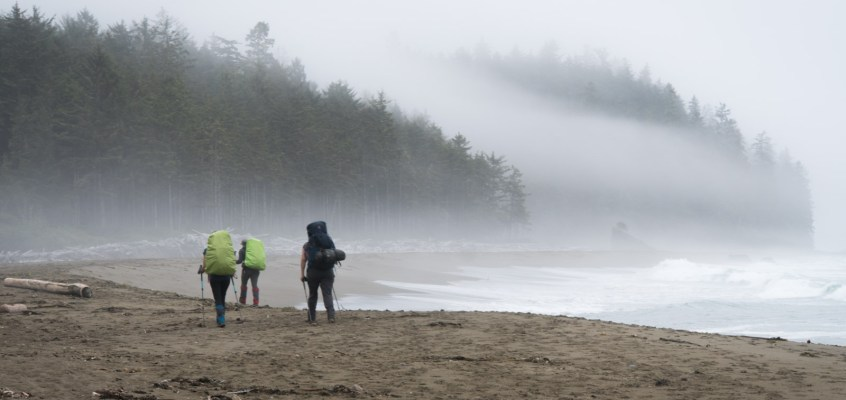 Preparation for the West Coast Trail