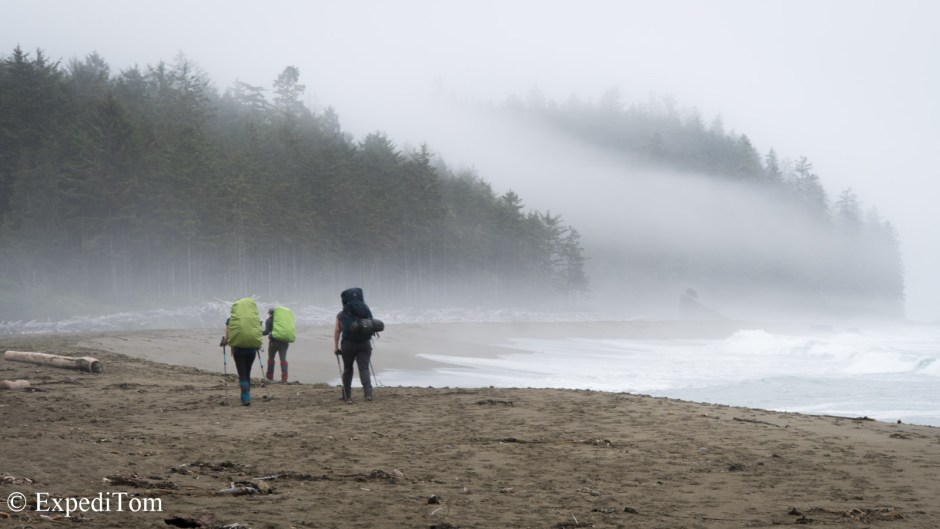 With good preparation for the West Coast Trail you almost hiked it.