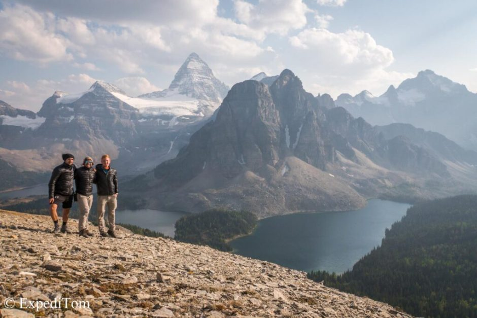 Mount Assiniboine Provincial Park - Matterhorn of the Rockies