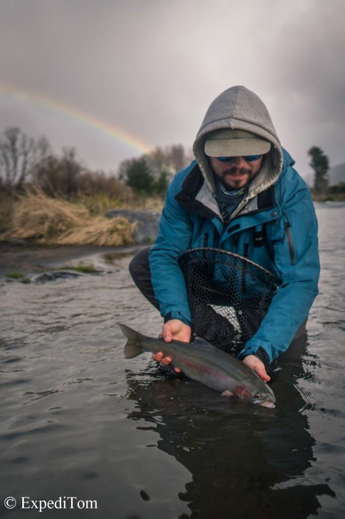 Tongariro Rainbows
