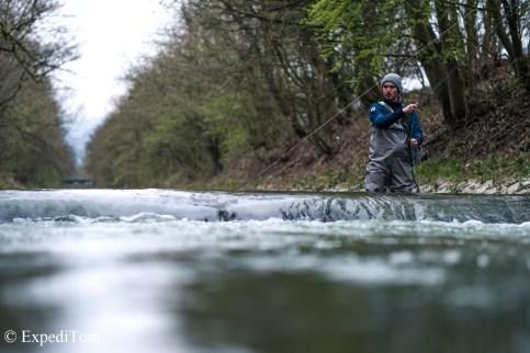 Jan fly fishing