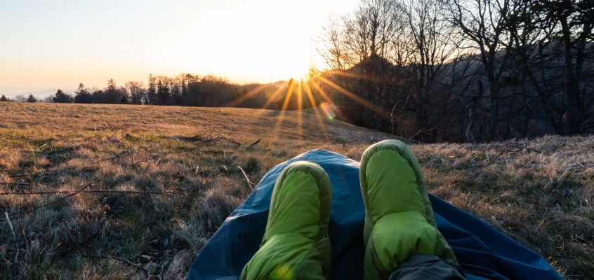 Exped Down Booties Review