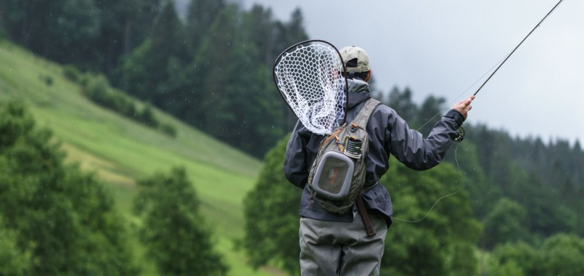 Fly Fishing Guiding Glarus Switzerland