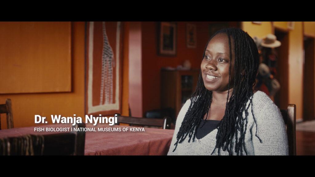 Dr. Wanja Nyingi tells the story of Bottom Up