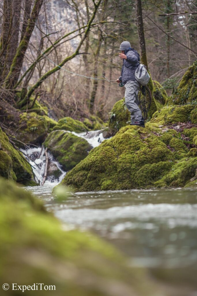 Trout season opening 2021 with Jan