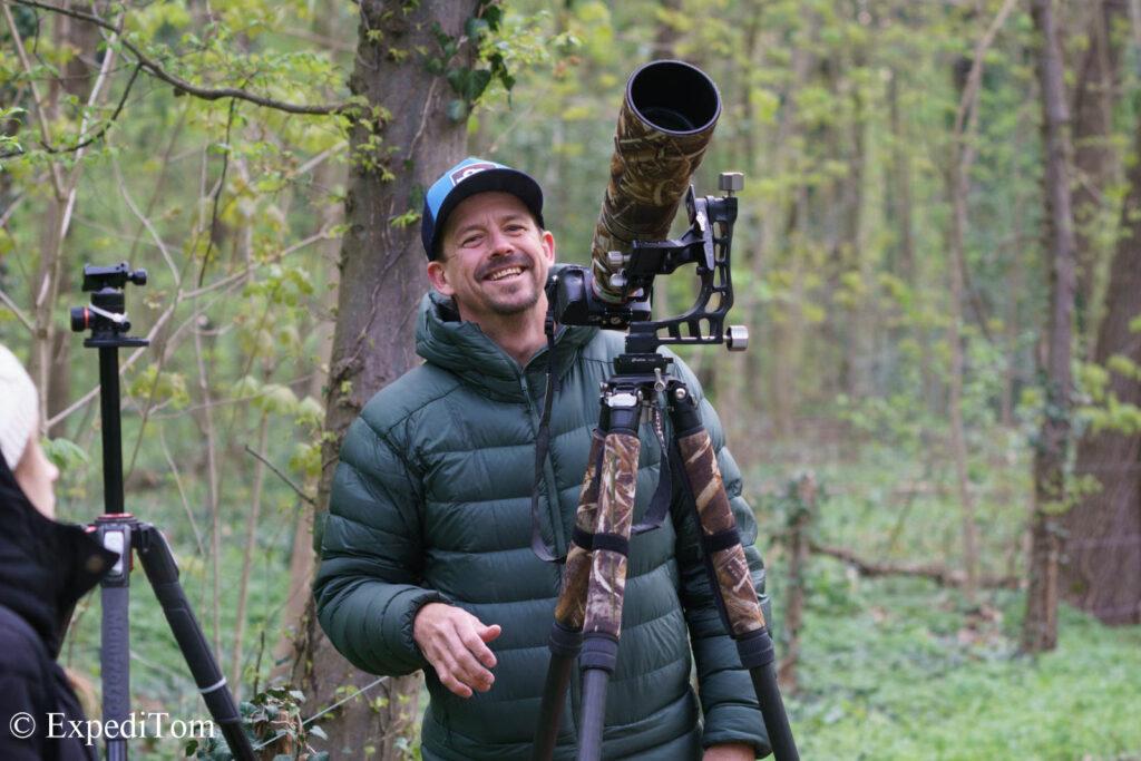 Ian - the wildlife spotter