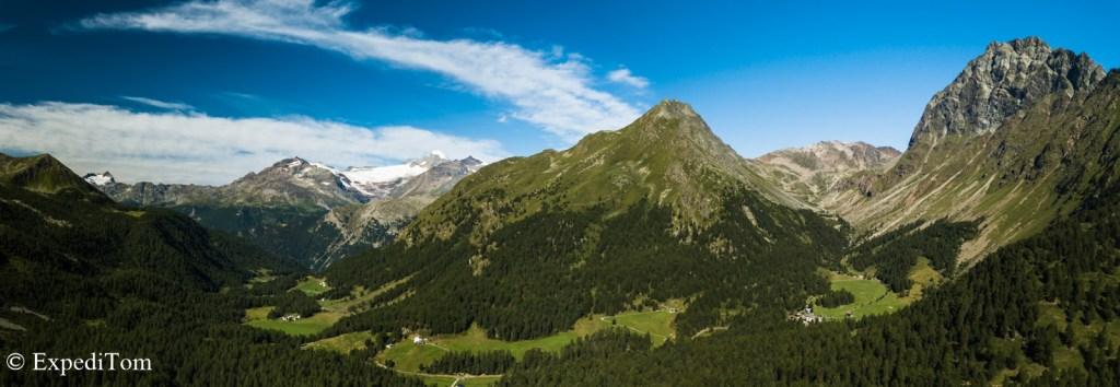 Magical Val Poschiavo Switzerland
