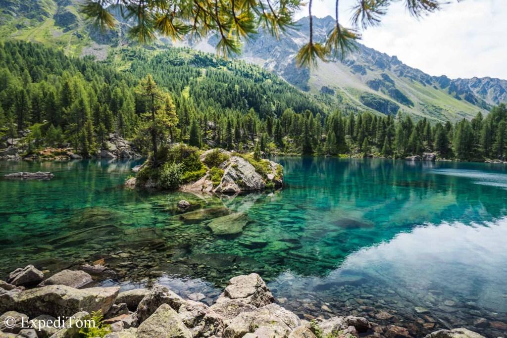 Lago di Saoseo – a hidden gem