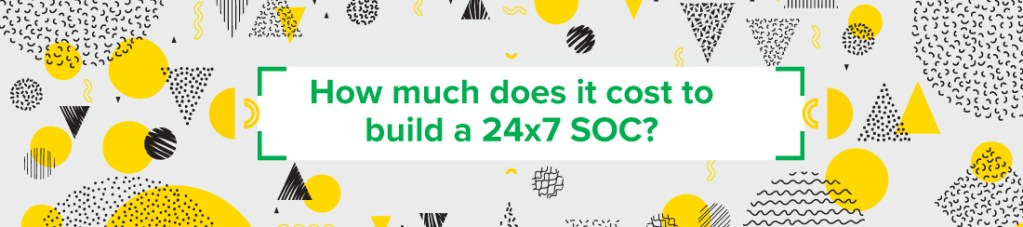 Understanding Ponemon Report: How much does SOC cost?