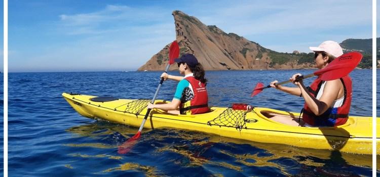 Kayak Calanques Encadré par un guide