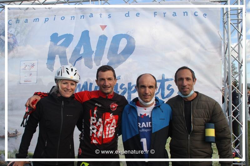 Championnats de France de Raids Multisports