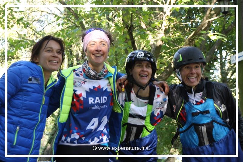 Championnats de France de Raids Multisports 2020 Ardèche 07