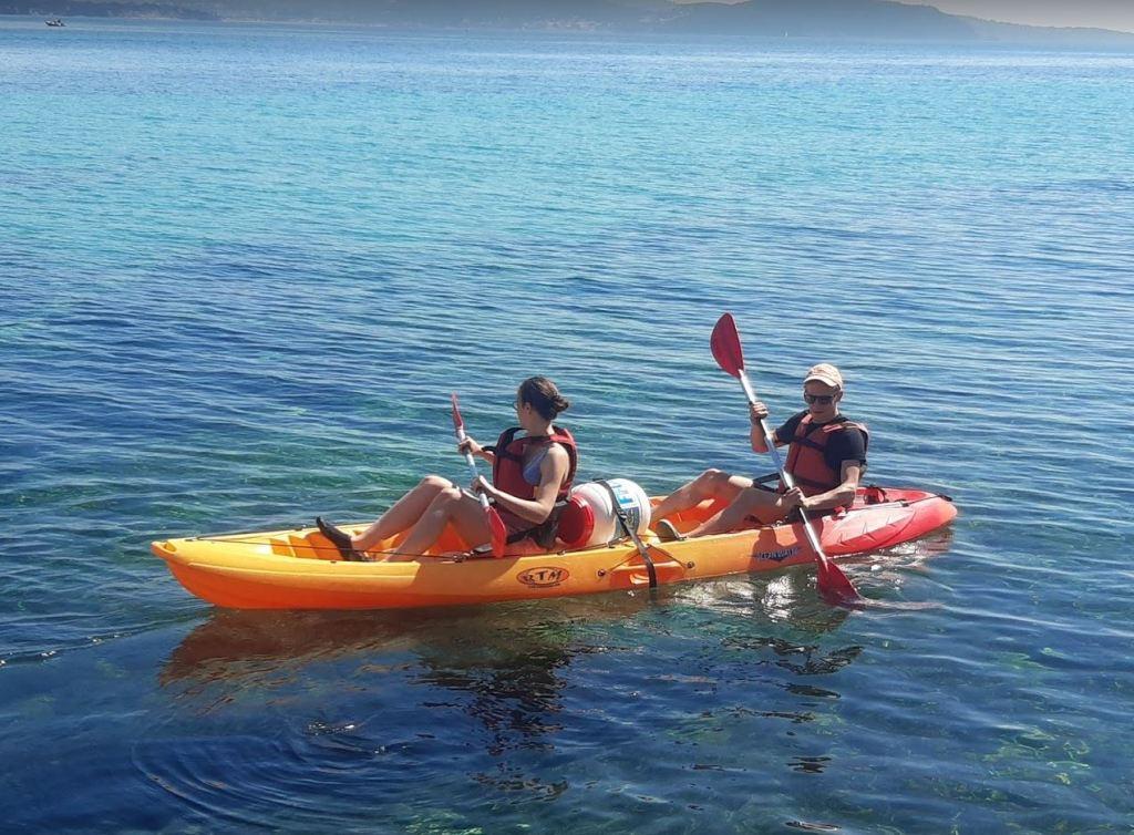 Location Kayak SUP Paddle La Ciotat Calanques Ile Verte