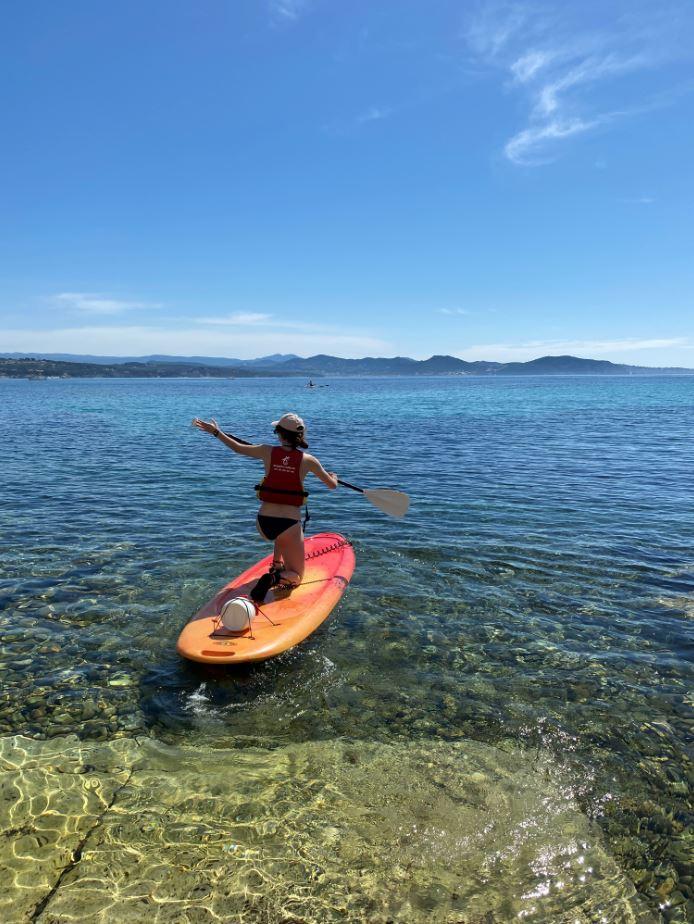 2021-04-25 Location kayak paddle calanques la ciotat