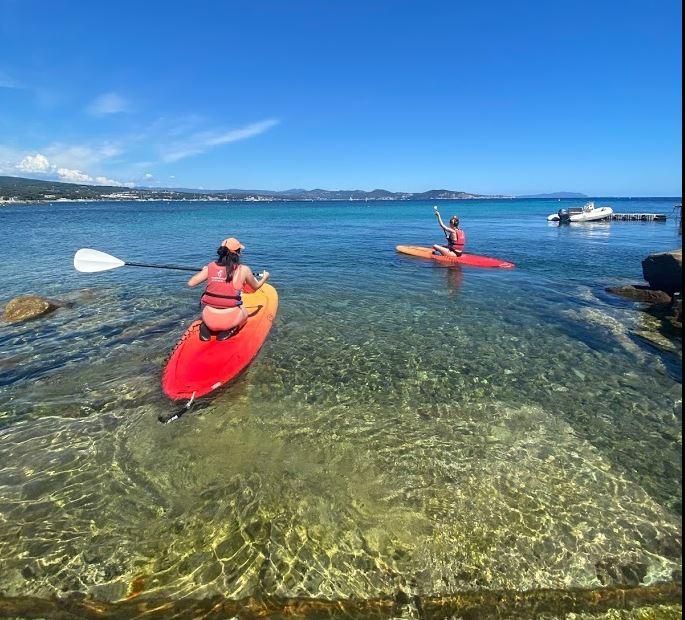 kayak mer location loisir marseille calanques été la ciotat region sud paca mediterrannee sport nature plei air figuerolle cassis
