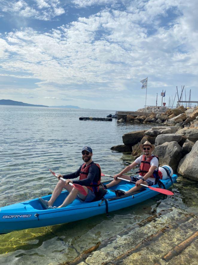 2021-06-06 kayak paddle location calanques de la ciotat