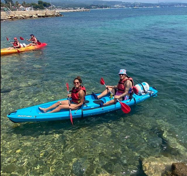 location canoe kayak paddle provence méditerranée var bouches-du-rhône la ciotat aubagne st-cyr PACA ma région sud