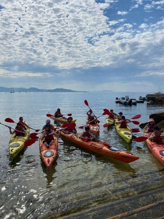 2021-07-19 location kayak paddle activité encadré calanques de la ciotat