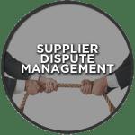 Supplier-Dispute