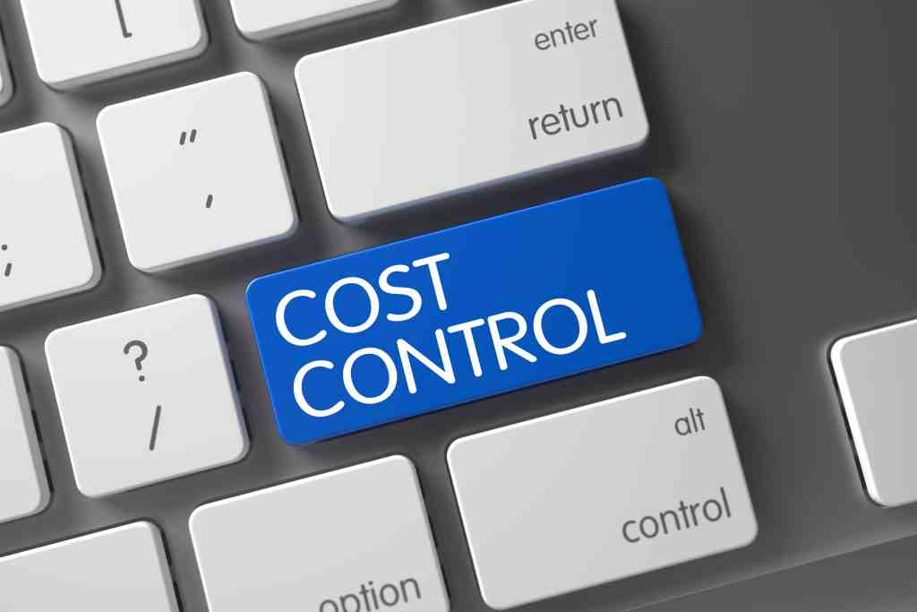 Contact us to find ways to reduce overhead costs.
