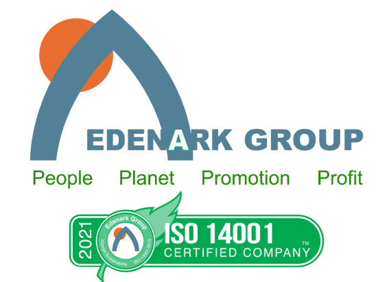 Edenark Group is a SEC-approved member of the world's only securitized carbon offset program.