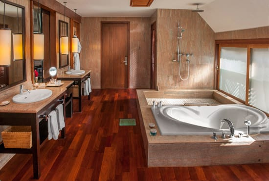 Bora Bora Resorts Rooms