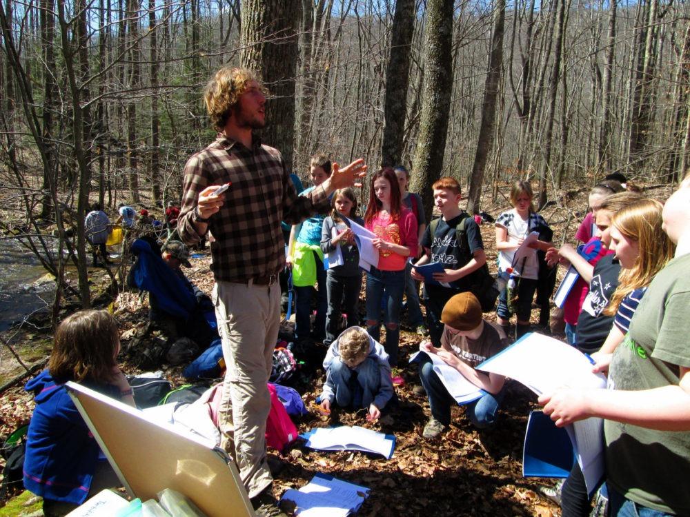 Outdoor Education in Randolph County