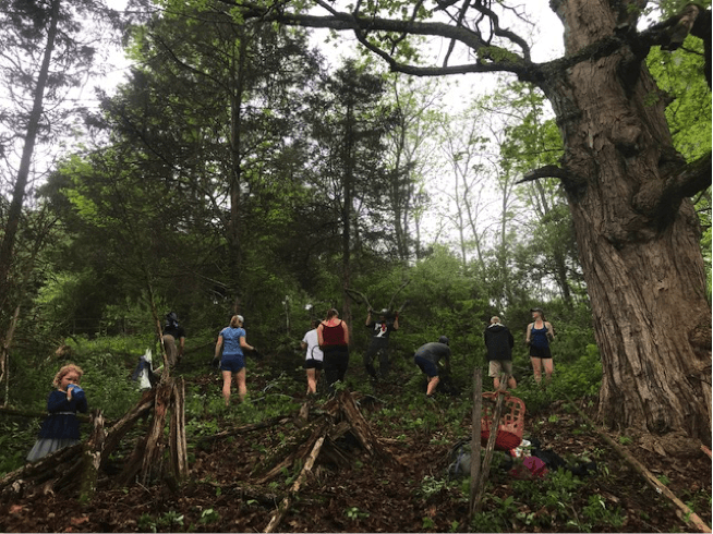 Mountain Learning with Colgate University
