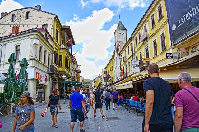 Full-Day Private Tour to Ohrid and Bitola from Skopje ...