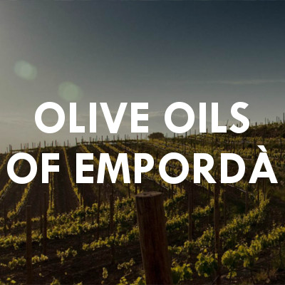 Olive oils of Emporda