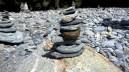 Cairn at Fantail Falls