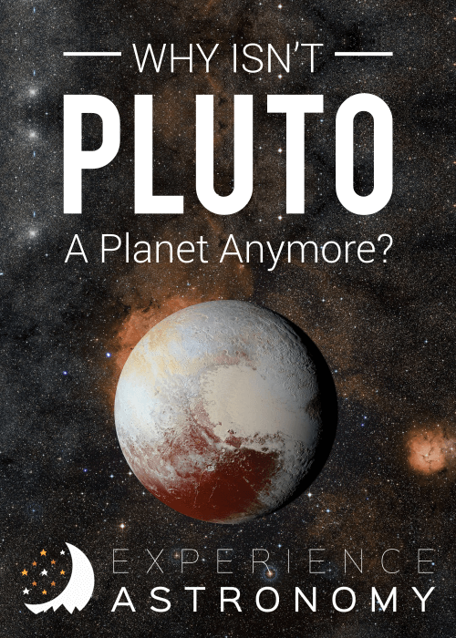 Why isnt Pluto a planet anymore